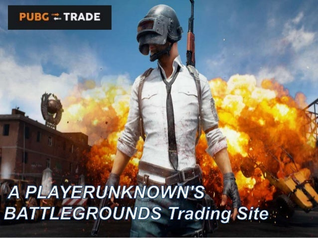 Pubg Trade Buy Pubg Skins And Items
