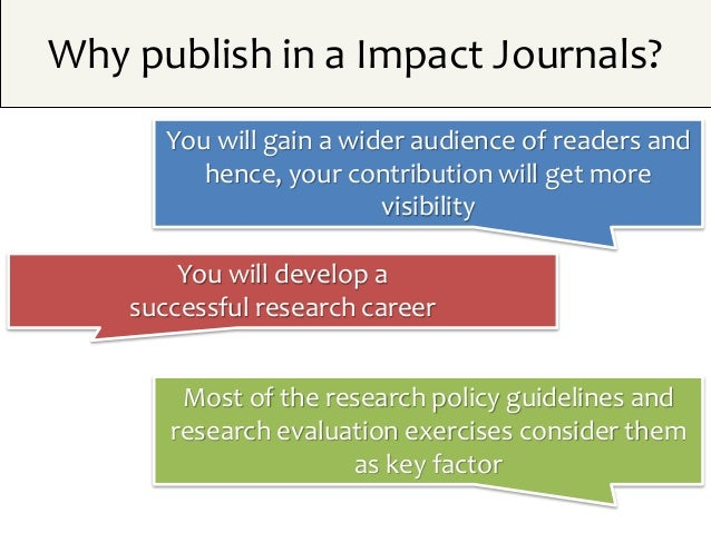scientific research and essays sci impact factor Journal of scientific research and reports  institute of technology and life sciences, kujawsko-pomorski research  (present impact factor 31), one of our.