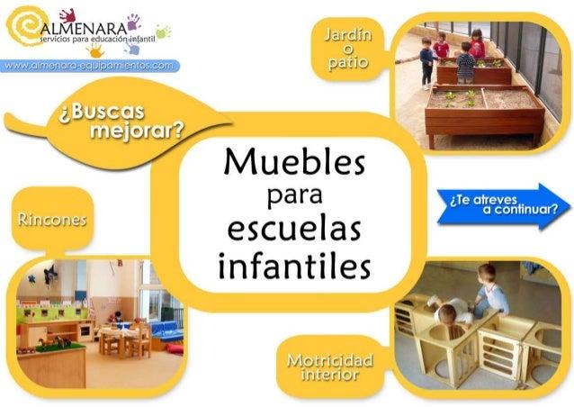 Almenara muebles para escuelas infantiles for Muebles para guarderia