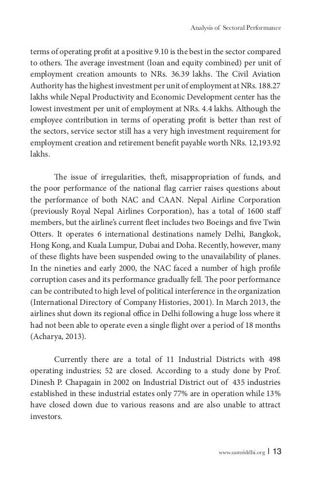 performance of public sector enterprises in 2013-3-19 privatization of public enterprises in zambia: an evaluation of the policies, procedures and experiences by  the private sector rather than the public sector.