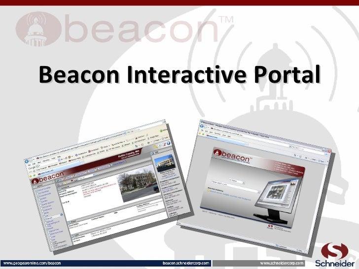 Beacon Interactive Portal