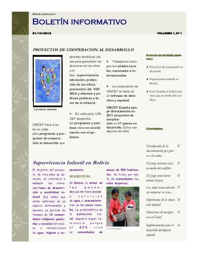 Boletín informativoBoletín informativo31/10/2012                                                                          ...