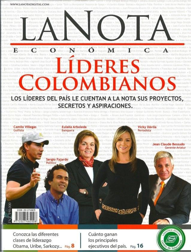 Proyecciones FEBRERO 2010 35www.lanotadigital.comSECCIÓNGESTIÓN HUMANALos próximos cinco años estaránllenos de oportunidad...