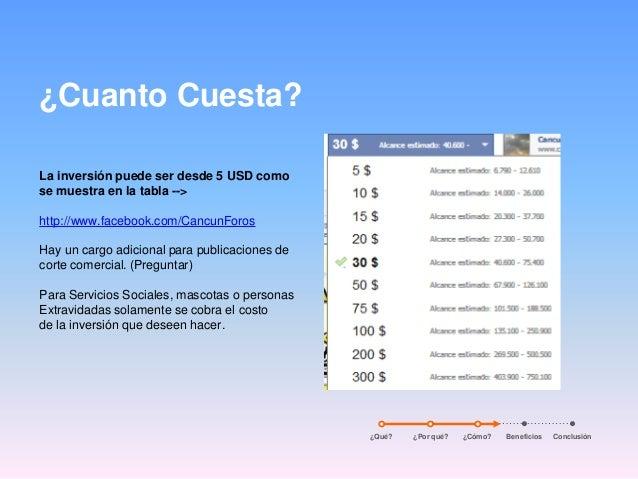 Publicidad facebook cancun foros for Cuanto cuesta una alfombra persa