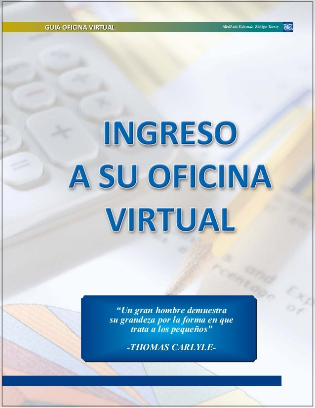 Oficina virtual publicacion oficina virtual version 2011 for Oficina virtual trabajo