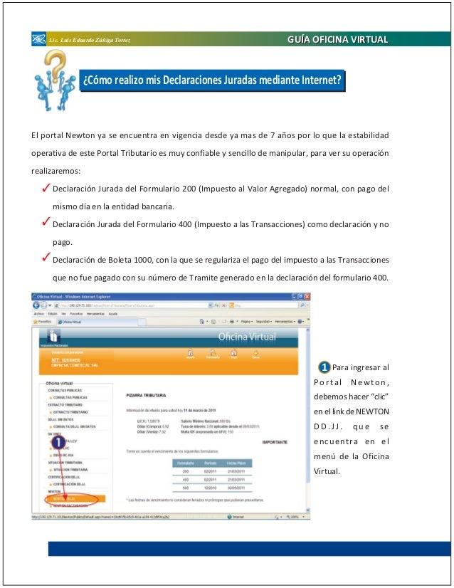 Publicacion oficina virtual version 2011 for Oficina virtual desempleo