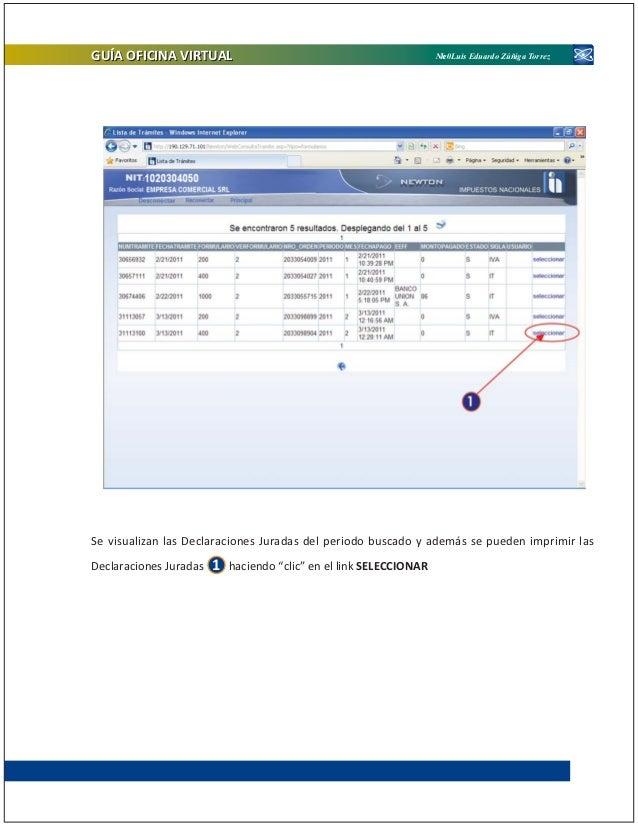 Oficina virtual publicacion oficina virtual version 2011 for Oficina virtual del issste
