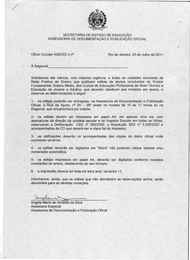 ./                               SECRETARIA DE ESTADO DE EDUCAÇÃO .                        ASSESSORIA DE qOCUMENTAÇÃO E PU...