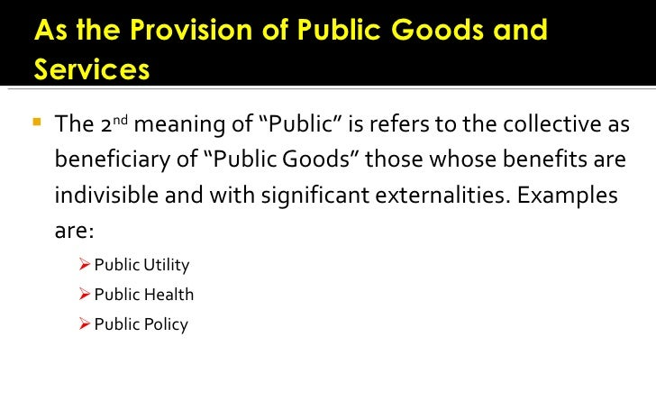 ecology of public administration means