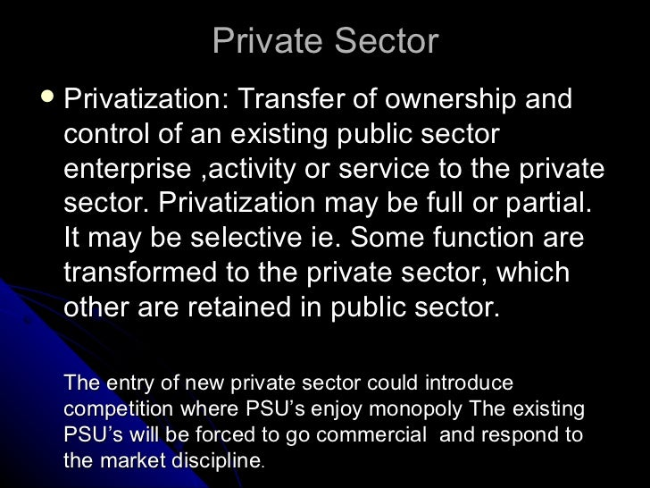 the public private sector 1compare and Public private sector relations a proactive approach over the years, the st  lucia chamber of commerce, industry and agriculture has found it necessary to .