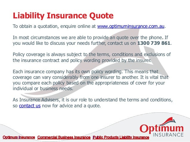 Property Damage In Liability Insurance Includes