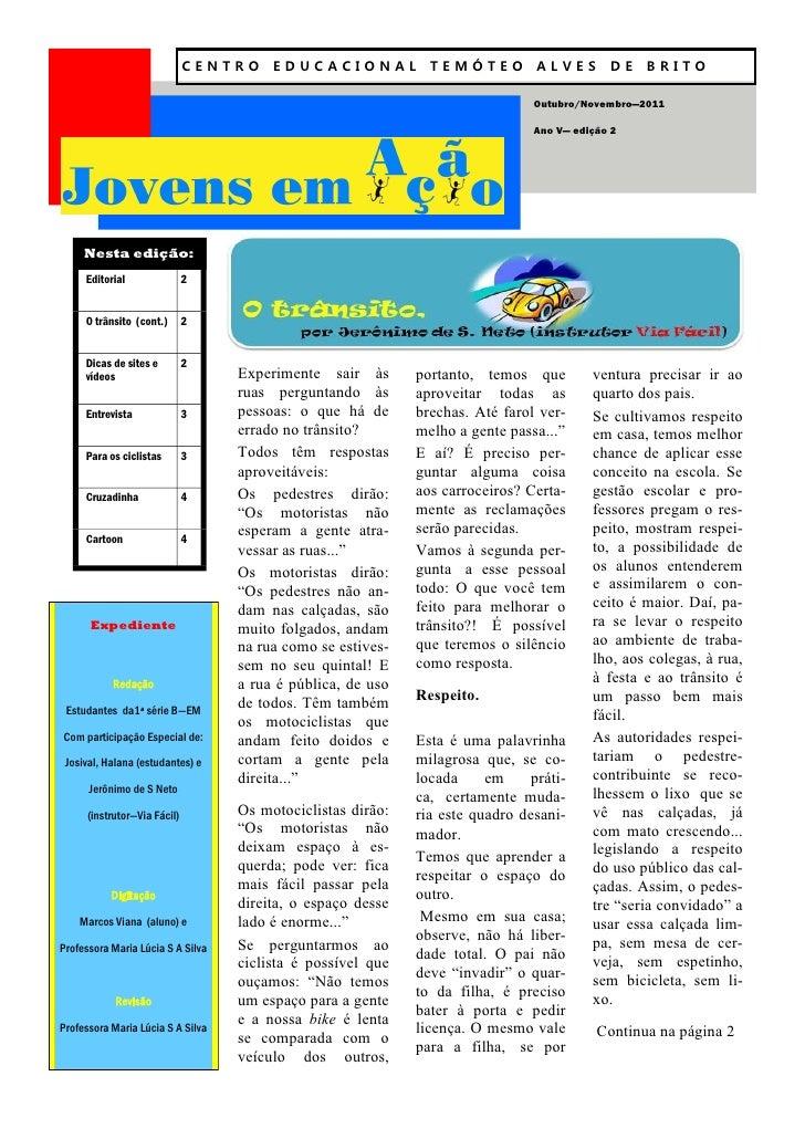CENTRO    EDUCACIONAL            TEMÓTEO          ALVES       DE   BRITO                                                  ...