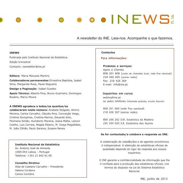 Dados INE