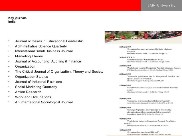 List Of Original Research Paper Topics On Human Resource Management