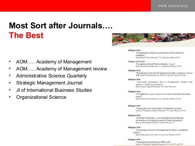 Research paper hrm problem