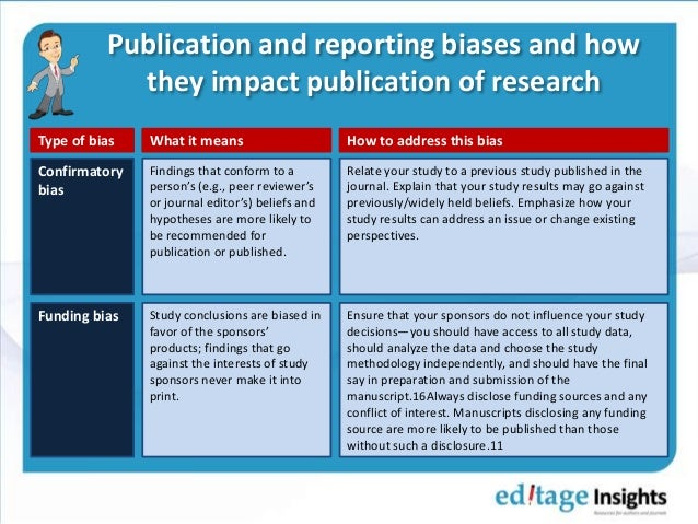 a study of the effects of bias on phenomenological research Comparison of qualitative & quantitative research  a method used to describe,  test relationships, and examine cause and effect relationships goals to gain.