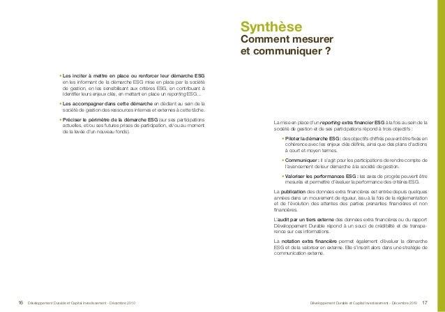 publication club developpement durable afic decembre 2010. Black Bedroom Furniture Sets. Home Design Ideas