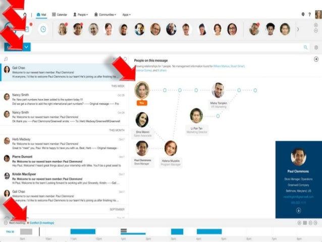 Meet IBM Verse on Mobile https://www.youtube.com/watch?v=fOGPyzAy_MM
