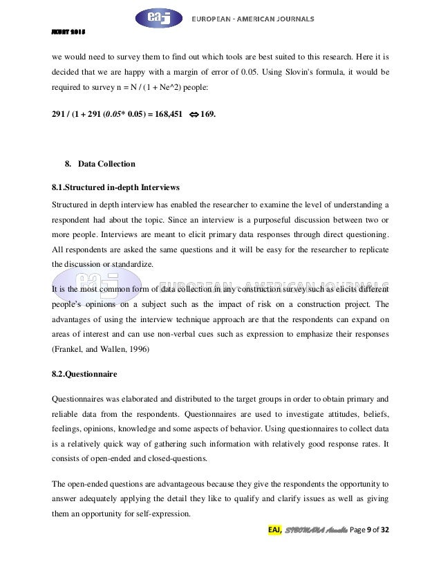 """case study on risk management in construction industry Project management in the chinese construction industry: six-case empirical studies on project management in """"risk management in the chinese construction."""