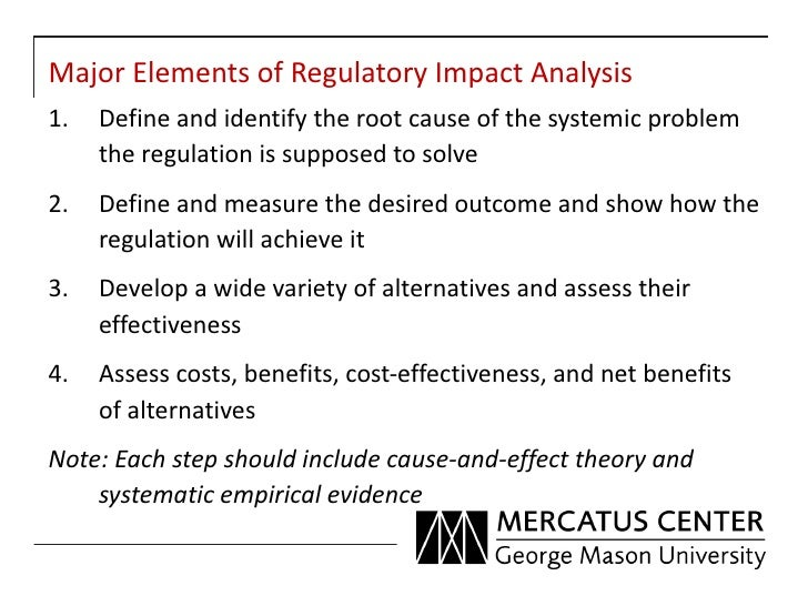 Public choice analysis of interim final rules march 2012 Slide 3