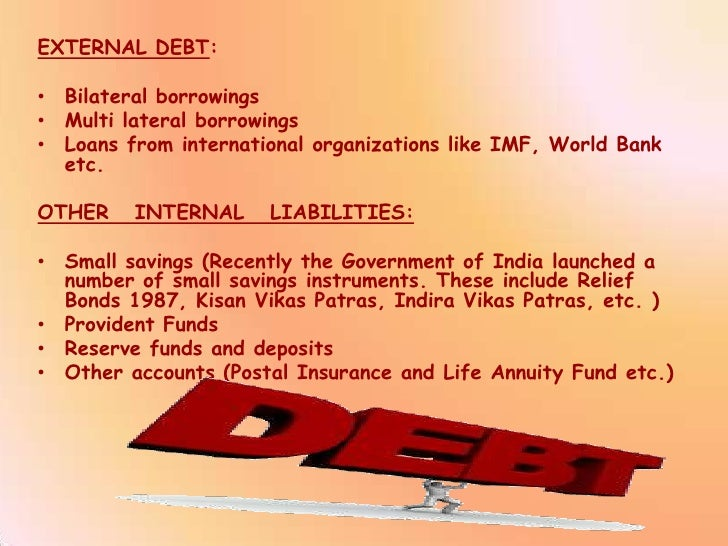 Public Debt in India: Liabilities, Growth and Problems