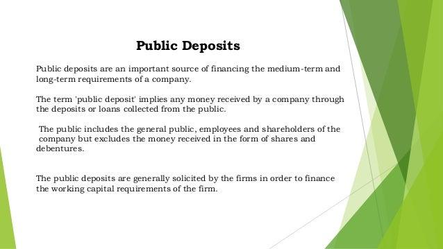Public deposit public stopboris Images