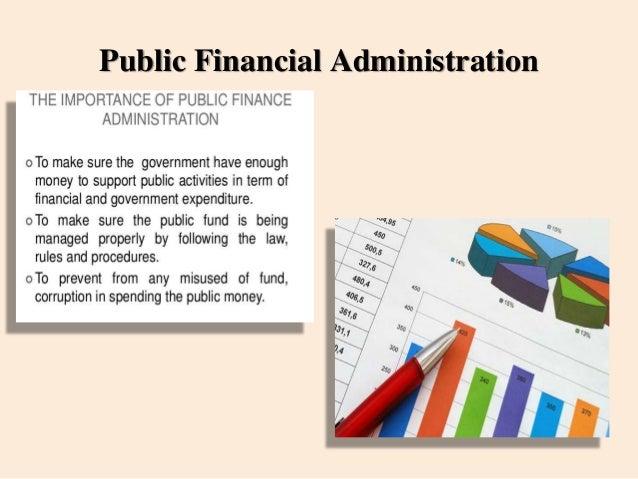 importance of public finance