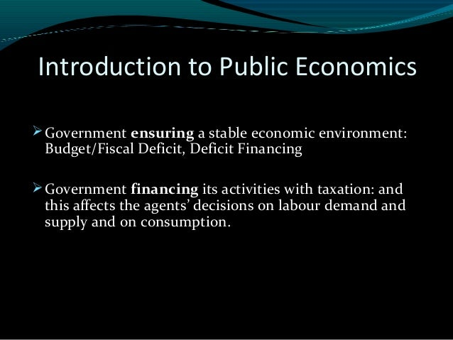econ 321 public finance The economist offers authoritative insight and opinion on international news, politics, business, finance, science, technology and the connections between them.