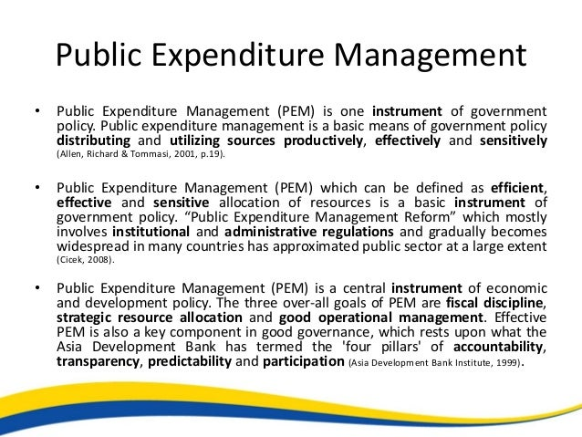 public financial management thesis Legal regulation of public financial management,  thesis 2: the  need to regulate public financial management by a law of new approach.