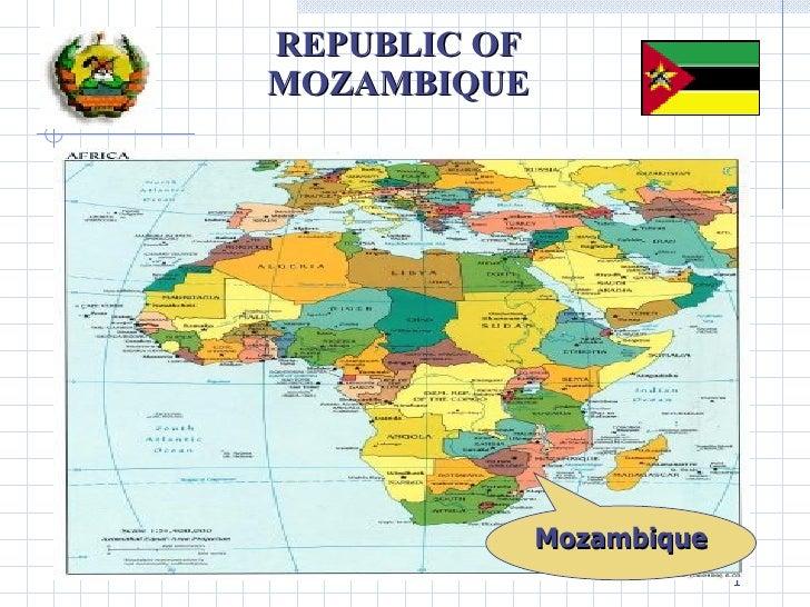 REPUBLIC OF MO Z AMBIQUE Mozambique