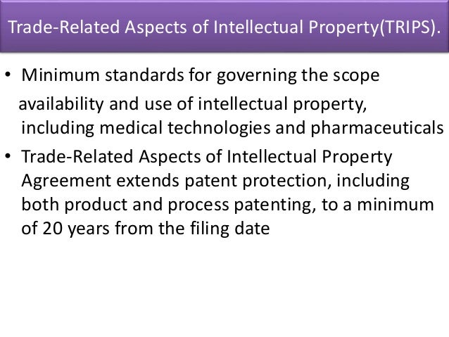 """health care and intellectual property Intellectual property health law """"intellectual property"""" is the broad term for the area of law that involves the protection of proprietary rights and includes patents, trademarks, copyrights, trade secrets, and other forms of exclusive rights in intangible property."""
