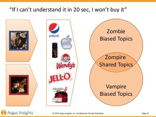 """If I can't understand it in 20 sec, I won't buy it""                                                                      ..."