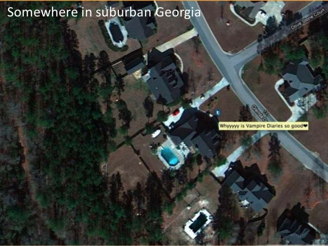 Somewhere in suburban Georgia               © 2013 Argus Insights, Inc. Confidential: Do Not Distribute   Page 9