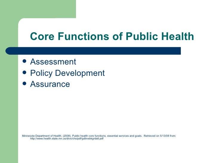 Public Health In Oklahoma