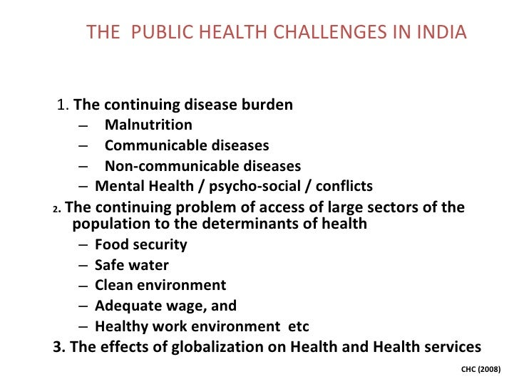 The Real 21st Century Problem In Public >> Public Health In The 21st Century