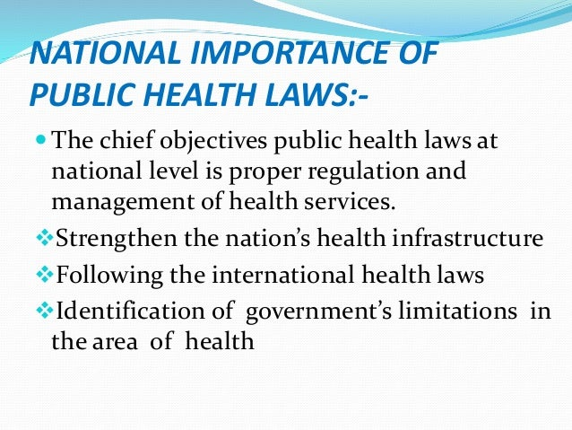 What Is Public Health and Why Is It Important?