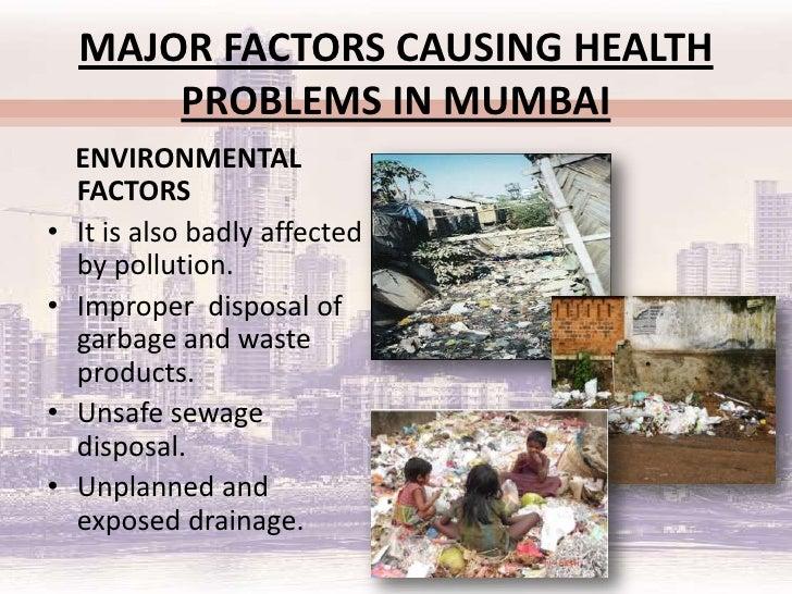 Public Health Probs In Mumbai