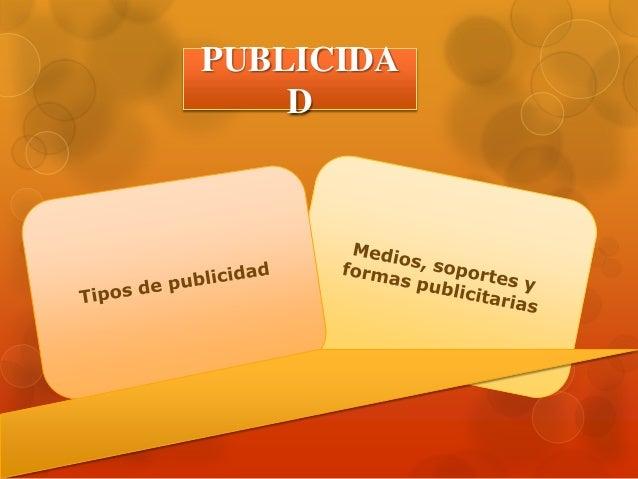 PUBLICIDA    D