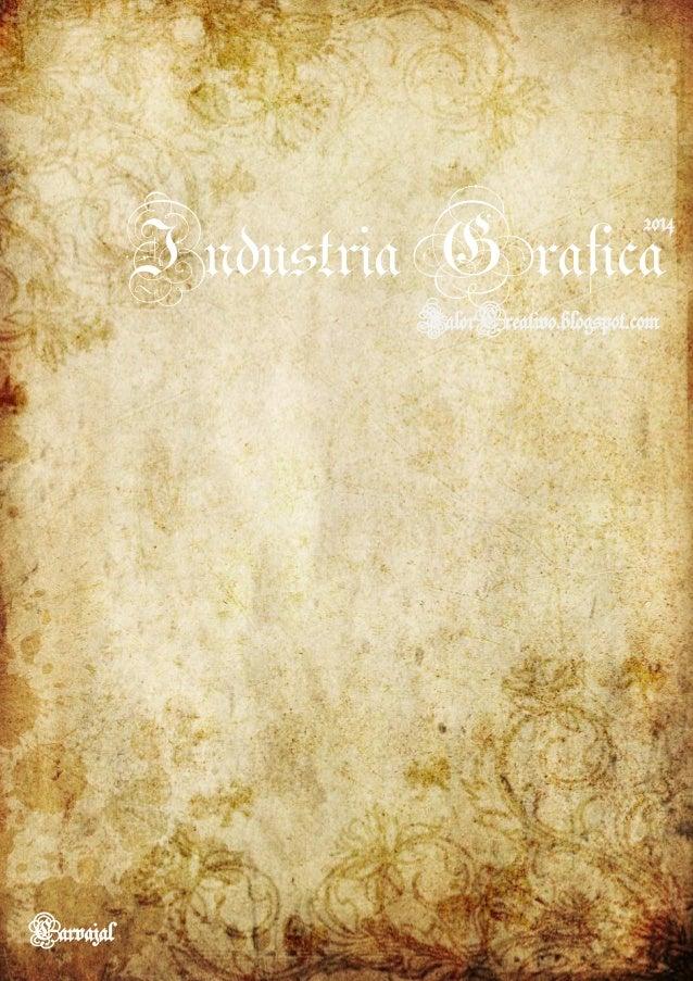 IndustriaGraficaValorCreativo.blogspot.com Carvajal 2014