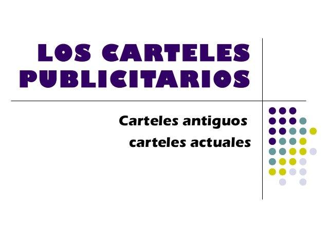 Los carteles publicitarios - Carteles publicitarios antiguos ...