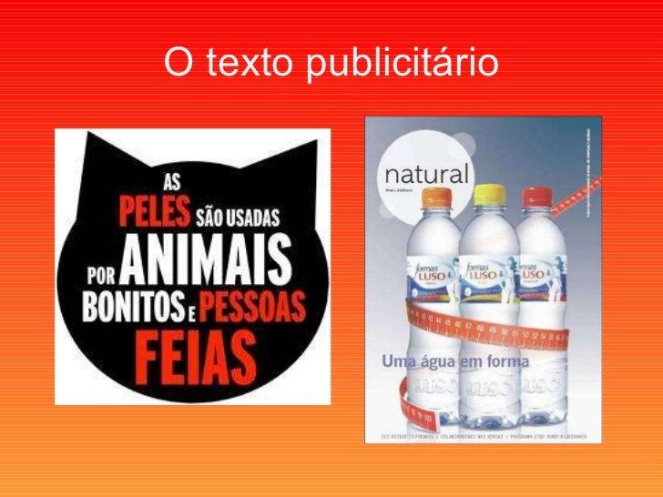 Publicidade Slide 2