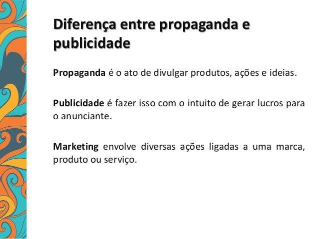 Curso de marketing e propaganda