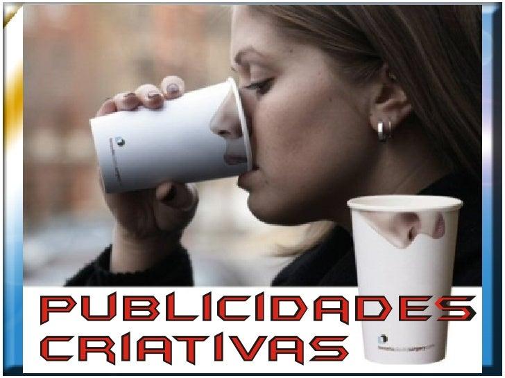 Publicidades Criativas