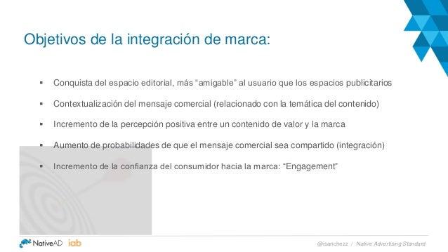 """ Conquista del espacio editorial, más """"amigable"""" al usuario que los espacios publicitarios  Contextualización del mensaj..."""