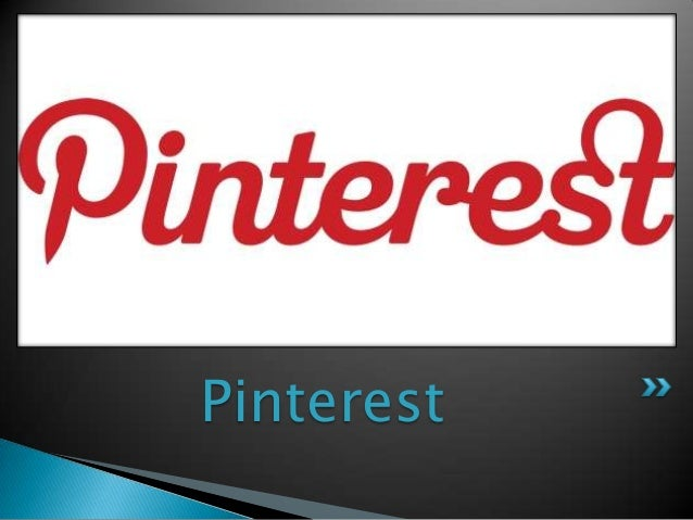    Red de fotografía inspirativa, no tanto de    creadores.   PIN + Interés = Guardar tus intereses    Es un favorito de...