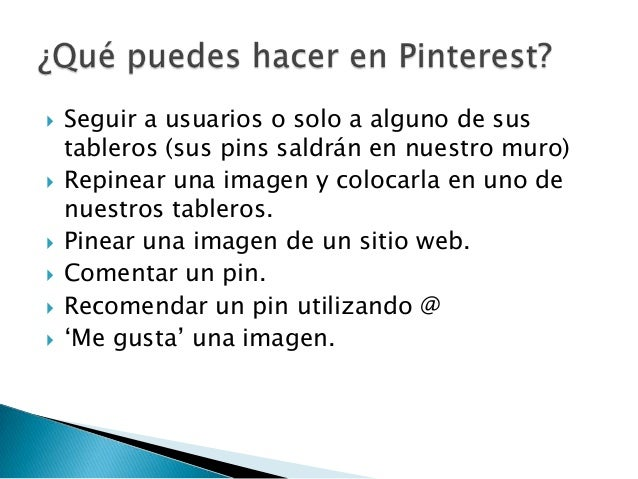    Pinterest lanzó a finales de año las páginas    de empresa. Estéticamente no se diferencian    a las de usuario pero o...