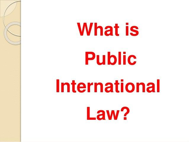 public international law Public international law 4k likes international law news.
