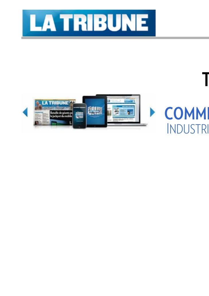 Tarifs 2011    PUBLICITÉCOMMERCIALE &INDUSTRIE FINANCIÈRE