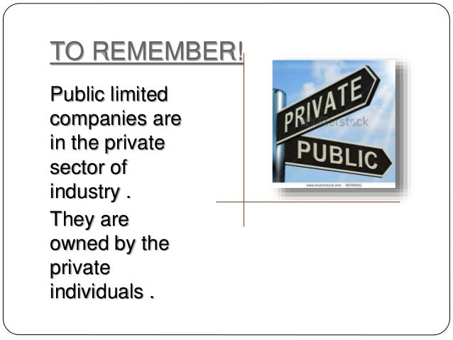 Advantages and disadvantages of private limited companies