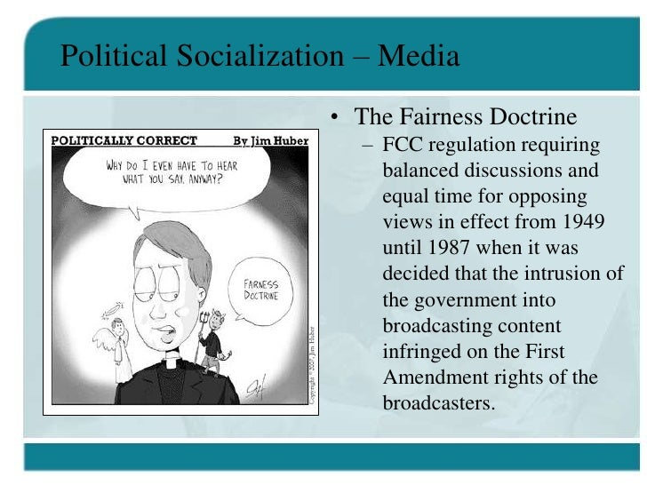 news content articles with political socialization